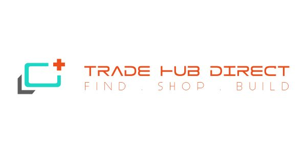 trade hub direct final logo new colours clear back ground